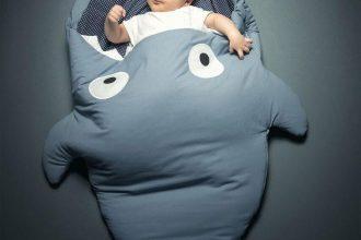 赤ちゃん用の寝袋(Baby Bites)が、悶絶するほど可愛い!
