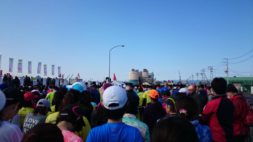 いわきサンシャインマラソン